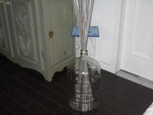 Cruche de vinification vintage ou objet décoratif