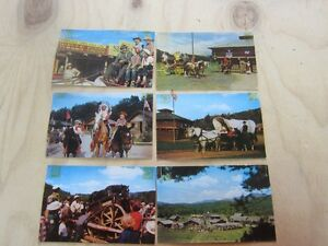 FRONTIER TOWN POST CARDS Peterborough Peterborough Area image 1