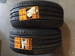 Continental sport contact 3 - 225 40 ZR 18 - Brand New