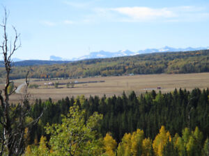 REDUCED AGAIN! 148 ACRES-SUNDRE-MOUNTAIN VIEWS-RIVER ACCESS-HAY-