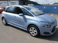 2014 CITROEN C4 PICASSO HDI VTR PLUS ** NEW MODEL - £20 TAX ** 5 DOOR HATCHBACK