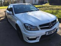 2011 MERCEDES-BENZ C63 REPLICA * C220 AMG SPORT HUGE SPEC*