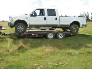 99-07 F250 & F350 body parts for sale