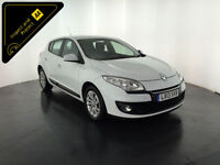 WHITE 2013 RENAULT MEGANE EXPRESSION PLUS DCI 2 OWNERS SERVICE HISTORY FINANCE