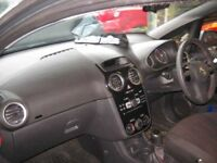 VAUXHALL CORSA D COMPLETE AIRBAG KIT & DASHBOARD 2011 - 2014 FACELIFT MODEL BREAKING SXI LIMITED