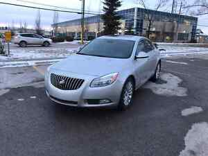 2011 Buick Regal CXL  Full loaded 2.0 L