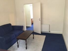 A well located one bed flat conversion on Ferme Park Road