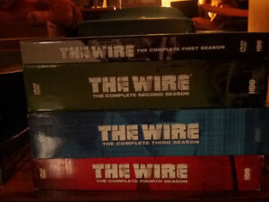 The Wire - DVDs