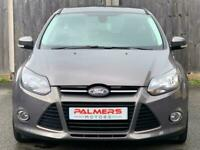 2012 Ford Focus 1.6 125 Titanium 5dr HATCHBACK Petrol Manual