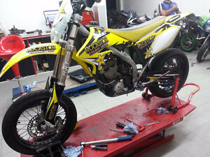 Looking for a rear shock for 2010 rmz 250