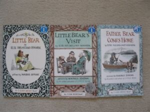 Little Bear Early Reader Books (3 Books)