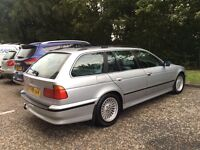 BMW 528 i se TOURING AUTOMATIC ESTATE FULLY LOADED LONG MOT PX SWAP