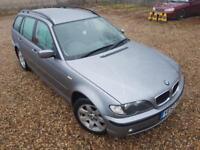 BMW 318 2.0i SE Touring Estate, Good History, Long Mot, Nice Drive
