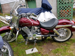 2004 Honda Shadow Aero 750 cc