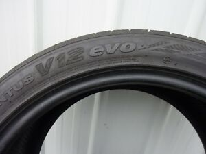 Hankook Ventus V12 evo 275/40zr19 Max Performance Tires