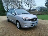 2016 Ssangyong Turismo 2.2 EX 5dr Tip Auto Climate MPV Diesel Automatic