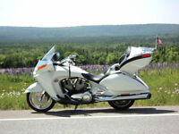 2010 Touring Victory Vision 1732cc