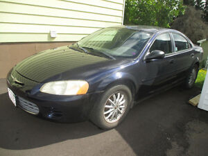 2002 Chrysler Sebring Other