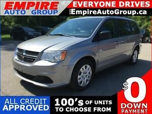 2013 DODGE GRAND CARAVAN SE * POWER GROUP * CRUISE CONTROL