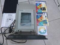 A4 scanner