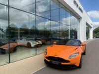 2018 Aston Martin DB11 V8 Touchtronic Auto Coupe Petrol Automatic