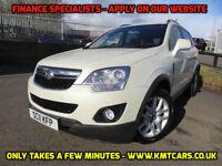 2011 Vauxhall Antara 2.2CDTi (163PS) 4x4 Exclusiv - Full Service Hist - KMT Cars