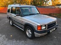 Land Rover Discovery 2.5Td5 1999MY Td5 GS Auto. TIMING CHAIN REPLACED 128 K