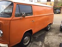Vw bay van camper t2 wanting t4