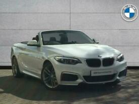 image for 2019 BMW 2 Series 218i M Sport Convertible Convertible Petrol Automatic