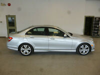 2009 Mercedes C300 4MATIC! 122,000KMS! MINT! ONLY $16,900!!!!