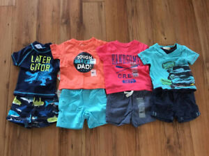 Carters 6 month outfits