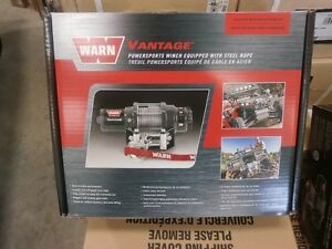 BRAND NEW WARN WINCHES ON SALE NOW! $500 WITH MOUNT!