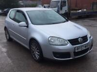 Volkswagen Golf 2.0 TDI GT 3DR,HPI CLEAR,1 OWNER,REMAPPED TO MORE POWER & MILES