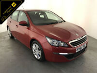 2014 64 PEUGEOT 308 ACTIVE HDI DIESEL 1 OWNER SERVICE HISTORY FINANCE PX