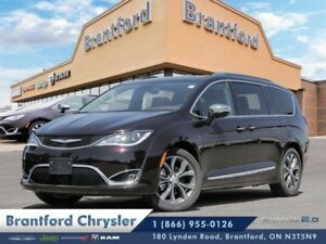 2017 Chrysler Pacifica Limited  - Leather Seats - $415.85 B/W