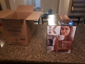Never Opened! KEURIG®Keurig® K-Select™ Single Serve Coffee Maker