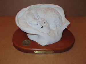 """Ducks Unlimited """"Polar Drift"""" Sculpture LE# 285/800"""