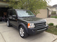 2005 Land Rover LR3 HSE SUV, Crossover