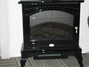 ELECTRIC FIREPLACE--RARELY USED (WITHIN NELSON CITY LIMITS)