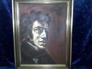 Original of keats oil painting for sale from 1970's, 80's Era Parramatta Parramatta Area Preview