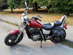 1985 Honda Shadow 750