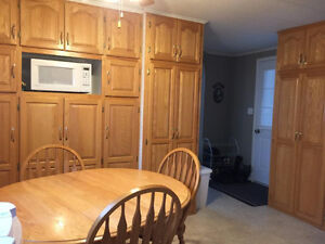 Immaculate Manufactured Home - Monthly Lot Rent Included!
