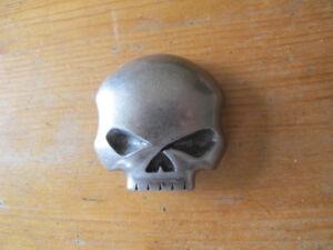 Harley-Davidson Skull Belt Buckle