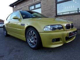 2001 BMW 3 SERIES M3 COUPE PETROL