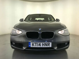 2014 BMW 120D SE DIESEL HATCHBACK £30 ROAD TAX SAT NAV 1 OWNER SERVICE HISTORY