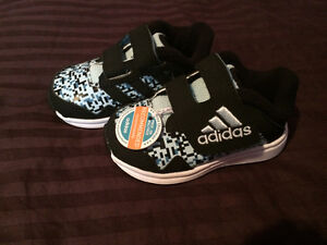 Brand New Infants Size 5 Adidas Sneakers