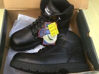 Men's Safety Boot Black Size 11
