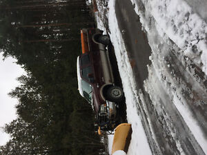 2004 Ford F-350 Pickup Truck /Snow Plough/Salter