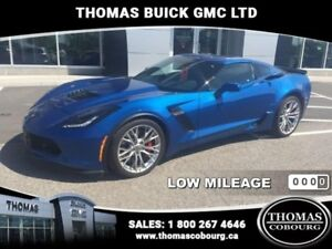 2016 Chevrolet Corvette Z06  - Low Mileage - 160