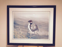 Dancing Loon, limited edition by Okanagan artist M. Macdonnell